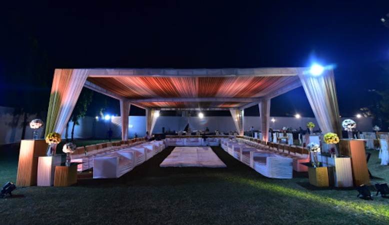 Evergreen Woods Sohna Road Gurugram - Wedding Lawn