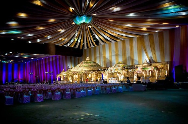 Banquet Halls in Hyderabad That Are One-Of-A-Kind and Affordable!