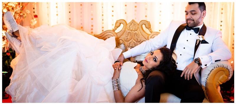 Varun & Monisha Mumbai : Monisha and Varun's fairy tale wedding will give you some offbeat inspiration for yours!