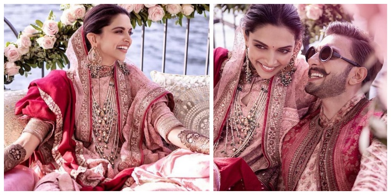 Deepika Padukone & Ranveer Singh's official mehendi pictures are here and they are worth all the wait!