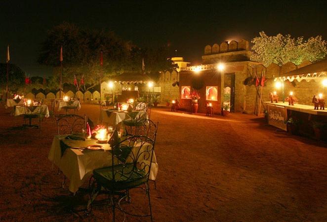 Shikarbadi Hotel Shikarbadi Udaipur - Banquet Hall