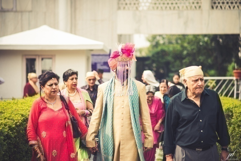 The Gurdwara Wedding