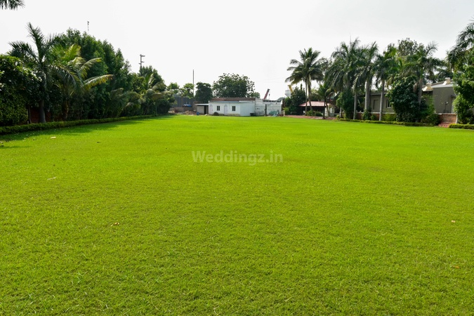 Dhawal Farm Gota Ahmedabad - Wedding Lawn