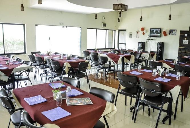 The Cloud Hotel And Resorts Trimbak Road Nashik - Wedding Lawn