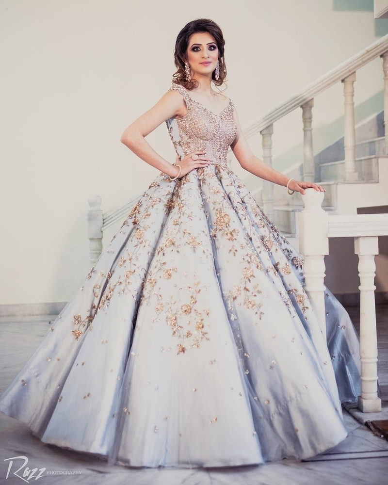 15 Cocktail Reception Gowns Every Bride To Be Must See For Her 2018