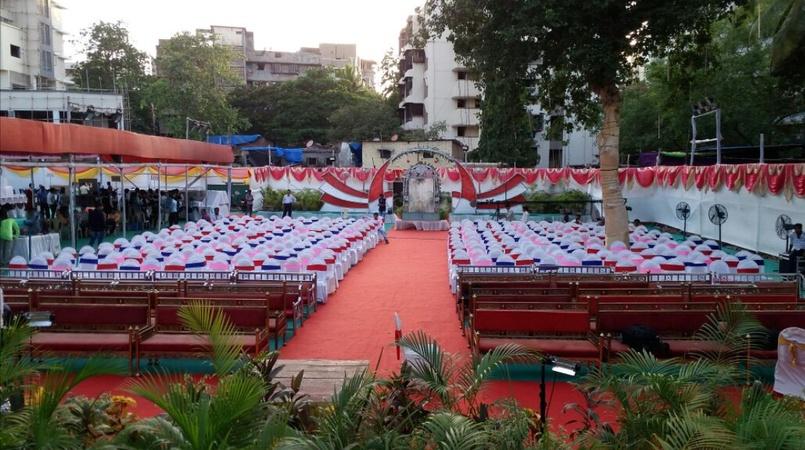 Pavte Banquet Park Malad East Mumbai - Banquet Hall
