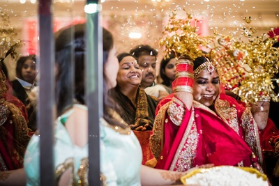 The vidaai ceremony