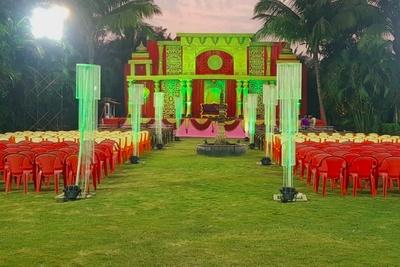 Vasant Holidays Farm House Karjat Karjat Banquet Hall Wedding Lawn Weddingz In