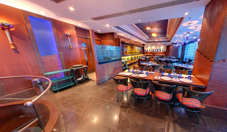 The Great Kabab Factory Saket Delhi - Banquet Hall