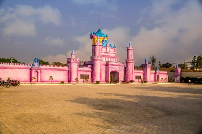 Fantasy World Water Park Partapur Meerut - Wedding Lawn