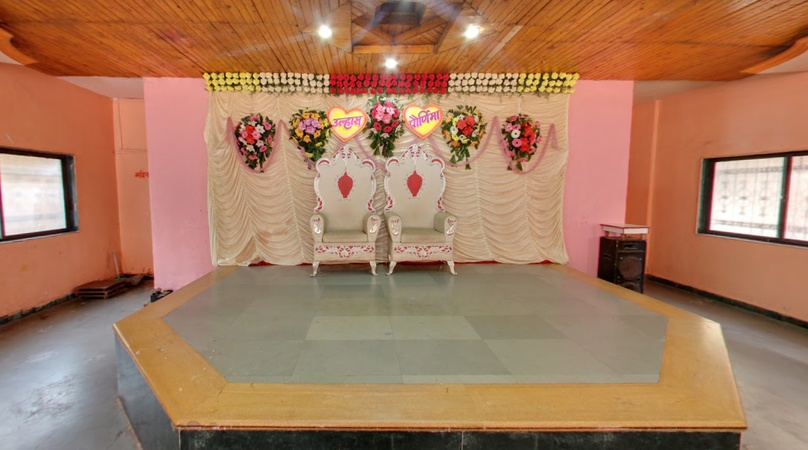 Shri Vitthal Krupa Mangal Karyalaya Alandi Pune - Banquet Hall