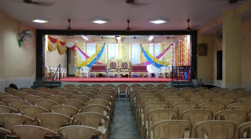 Sanskar Bhavan Bhatar Surat - Banquet Hall
