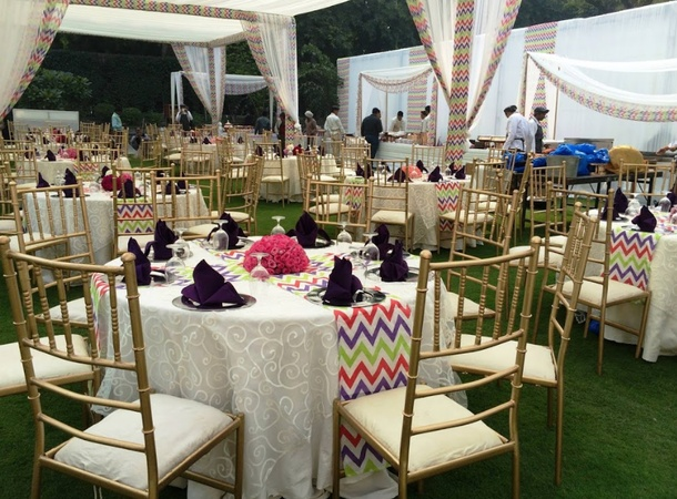 Opulent Hotel by FNP Gardens Chattarpur Delhi - Banquet Hall