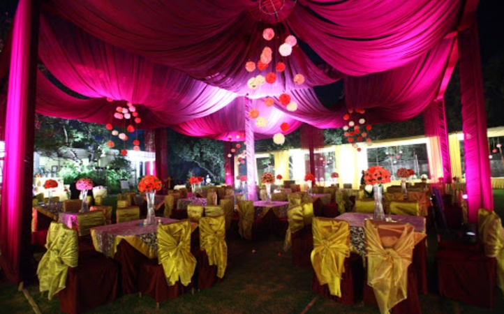 Golden Vatika Gokalpuri Delhi - Wedding Lawn