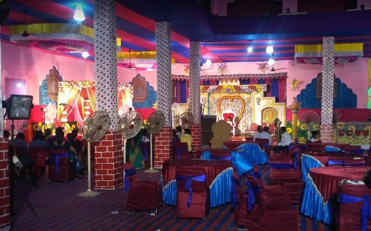 Sri Sai Garden Khandagiri Bhubaneswar - Banquet Hall