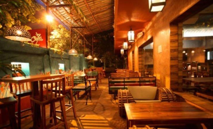 Copa Juhu Mumbai - Cocktail Venues