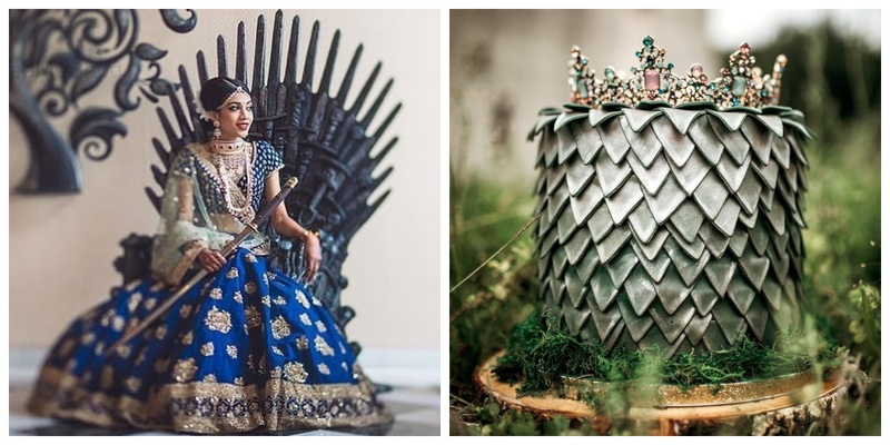 10 Ways To Incorporate Game Of Thrones Themed Decor In Your Wedding Wedding Planning And Ideas Wedding Blog