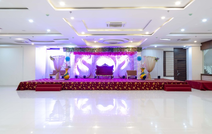 Maa Ganga Celebrations Kharbi Nagpur - Banquet Hall