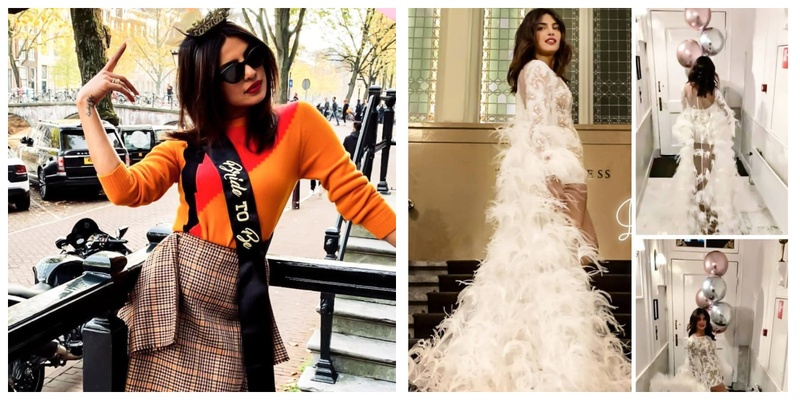From 2 weddings to the surprise sangeet performance and the Amsterdam Bachelorette here's everything you don't know about Priyanka Chopra and Nick Jonas' wedding!
