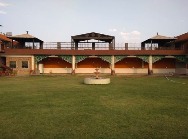 Shivam Palace And Resort Mandore Jodhpur - Banquet Hall