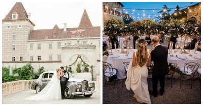 Top 5 European Destinations For Your Perfect Cinderella-themed Wedding