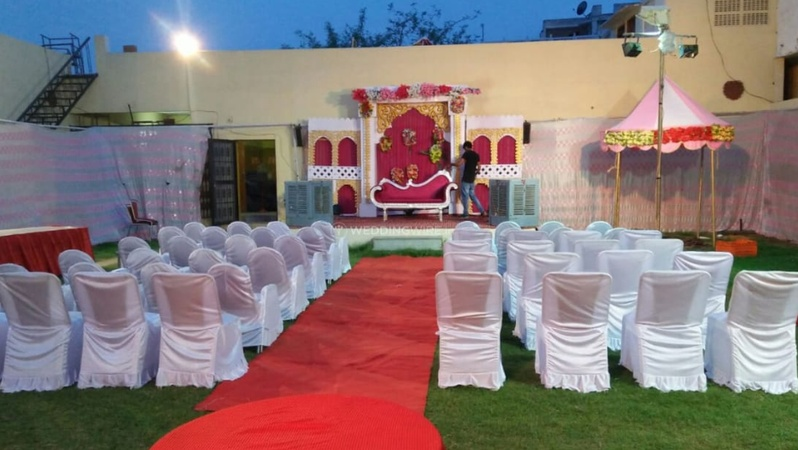 Kirti Marriage Garden and Hall Gopalpura Bypass Jaipur - Banquet Hall