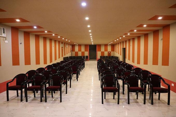 The Tigers Pug Mark Resort Ramnagar Jim Corbett - Banquet Hall