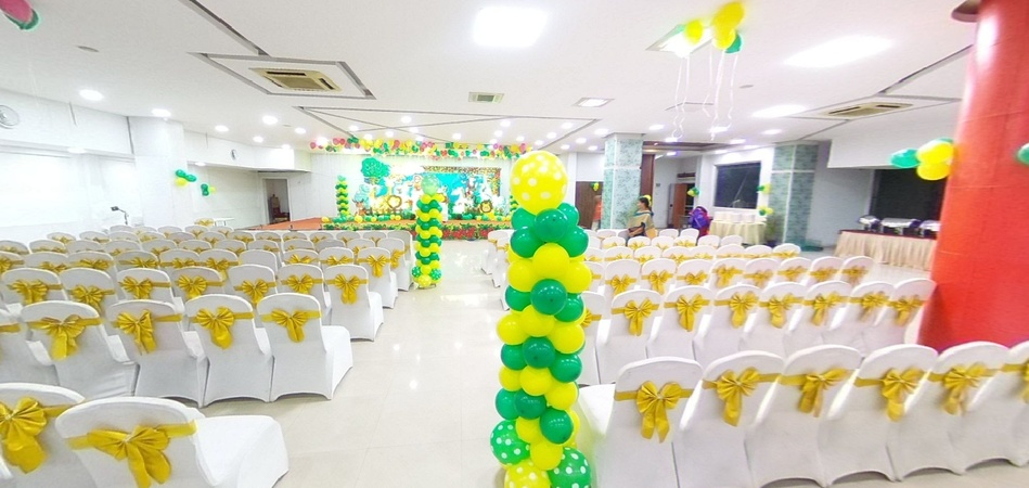 Khushal Convention L.B. Nagar Hyderabad - Banquet Hall