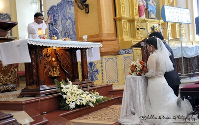 Catholic wedding rituals