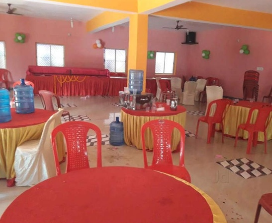 Gokul Palace Morabadi Ranchi - Banquet Hall
