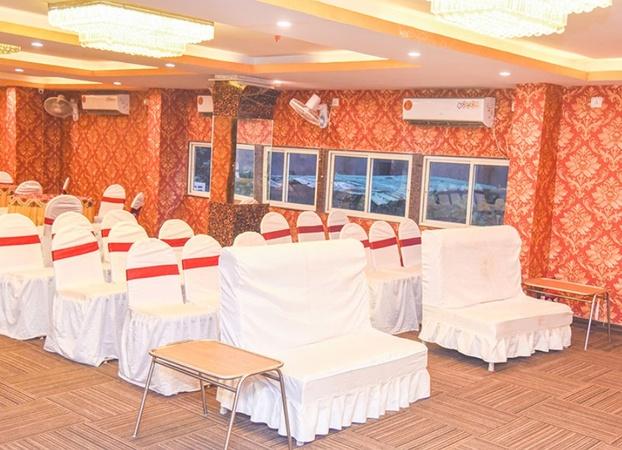 Aliah Restaurant & Banquet Ballygunge Kolkata - Banquet Hall