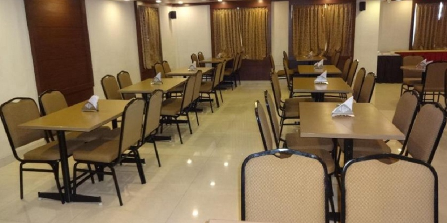 Kuber Inn Elite Ramapuram Chennai - Banquet Hall