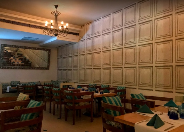 Dhuaan Kanpur Cantonment Kanpur - Banquet Hall