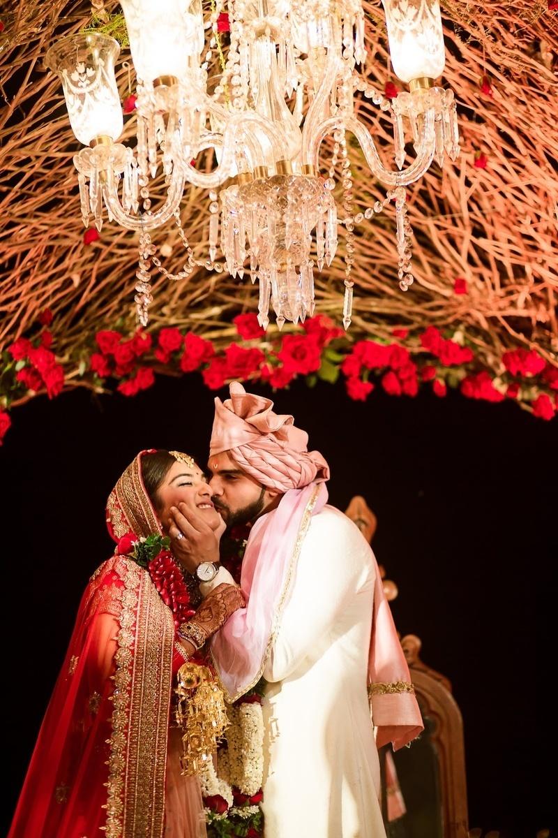 4. Wedding and Reception