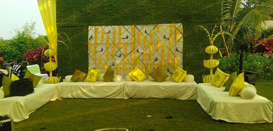 Lake Berry Garden Gandipet Hyderabad - Wedding Lawn