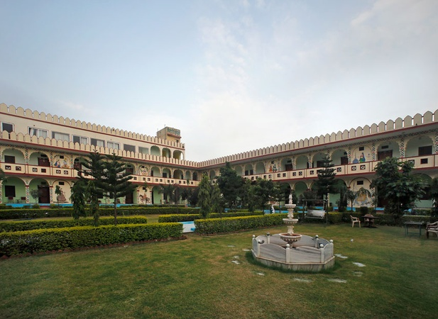 Hotel Pushkar Heritage Pushkar Pushkar - Wedding Lawn
