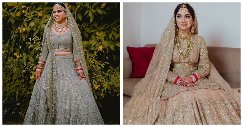 7 Brides who found their Dream Lehenga at Chandni Chowk