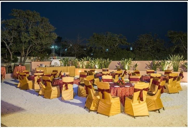 Labhanga Convention Centre, Scheme 134, Indore