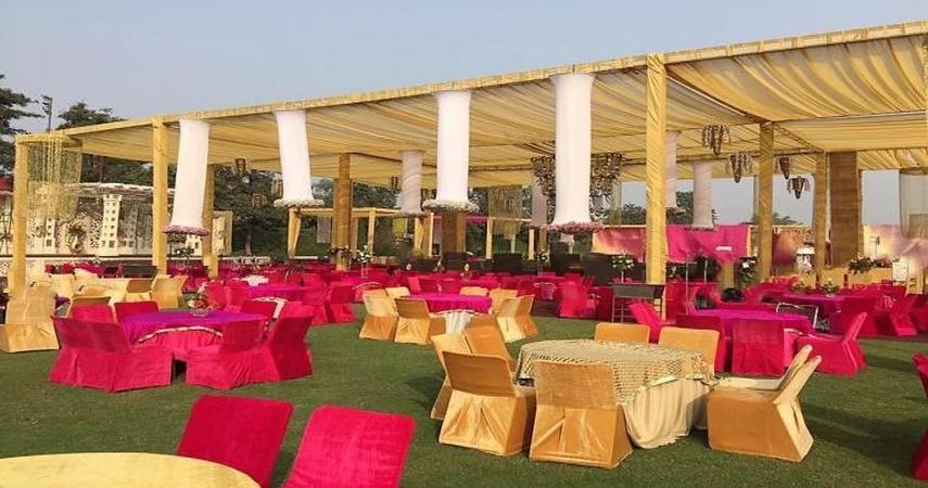 Kingston Resorts Hambran Road Ludhiana - Banquet Hall