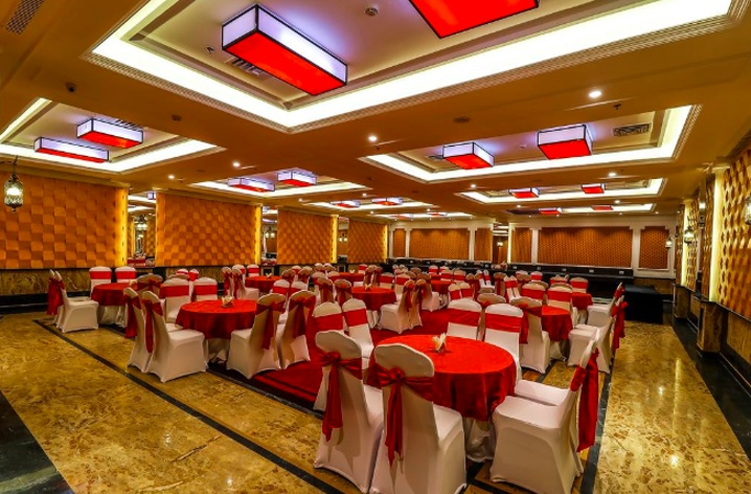Piccadily Kota Raipur - Banquet Hall