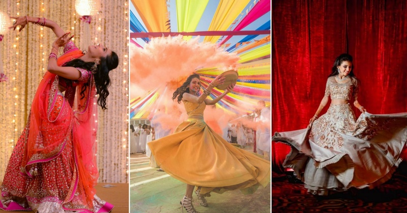 10 Songs For The Bride-To-Be's Solo Performance At An Indian Wedding!