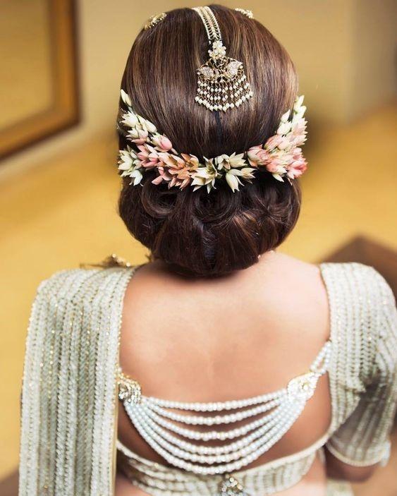 45 Gorgeous Bridal Hairstyles to slay your wedding look! | Bridal Look |  Wedding Blog