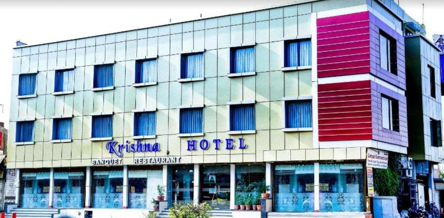 Hotel Krishna Lal Kothi Jaipur - Banquet Hall