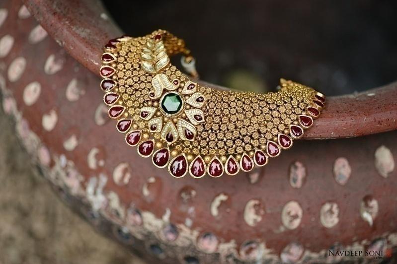 Bridal Jewellery Goals - Unique Bridal Jewellery Designs We've Seen On Brides!