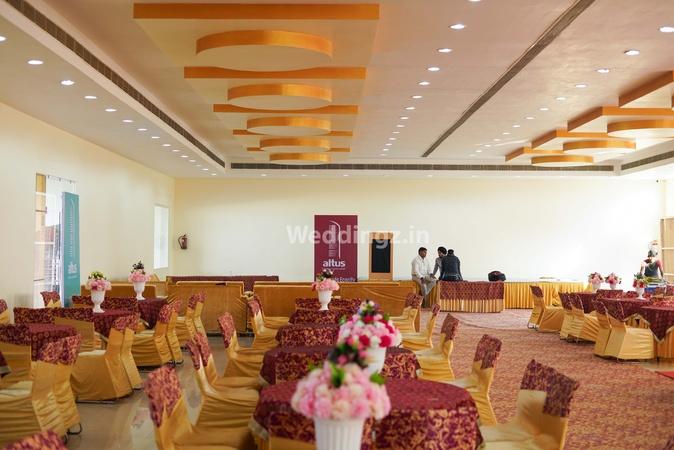 Ivory Gardens Mullanpur Chandigarh - Banquet Hall