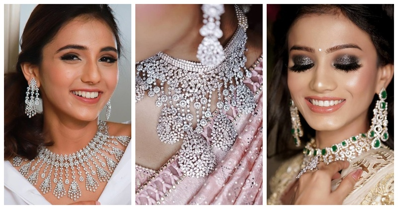Brides who Rocked Diamonds on their 'D'-Day!