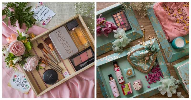 7 Luxury trousseau gifting ideas for your wedding gifts & favors!