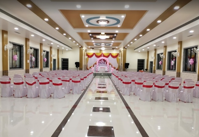 Anandi Banquets and Lawns Ambernath Mumbai - Banquet Hall