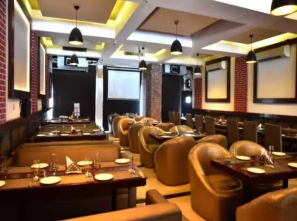 Gola Sizzlers Sector 24 Gurugram - Banquet Hall