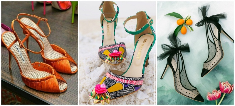 11 Heels for Brides to Seal the Footwear Deal!